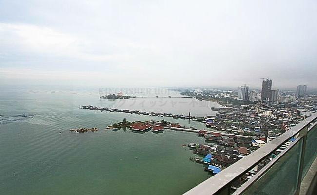 2 Bedrooms, Condominium, For Rent, 2 Bathrooms, Listing ID 1106, Sriracha, Chonburi, Thailand,