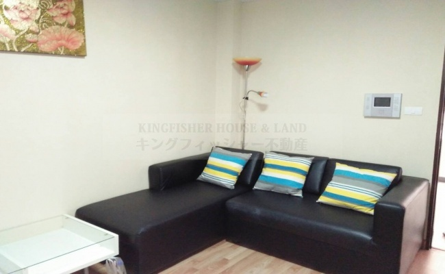 1 Bedrooms, Condominium, For Rent, 1 Bathrooms, Listing ID 1166, Sriracha, Thailand, 20110,