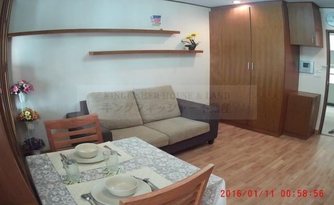 1 Bedrooms, Condominium, For Rent, 1 Bathrooms, Listing ID 1167, Sriracha, Thailand, 20110,