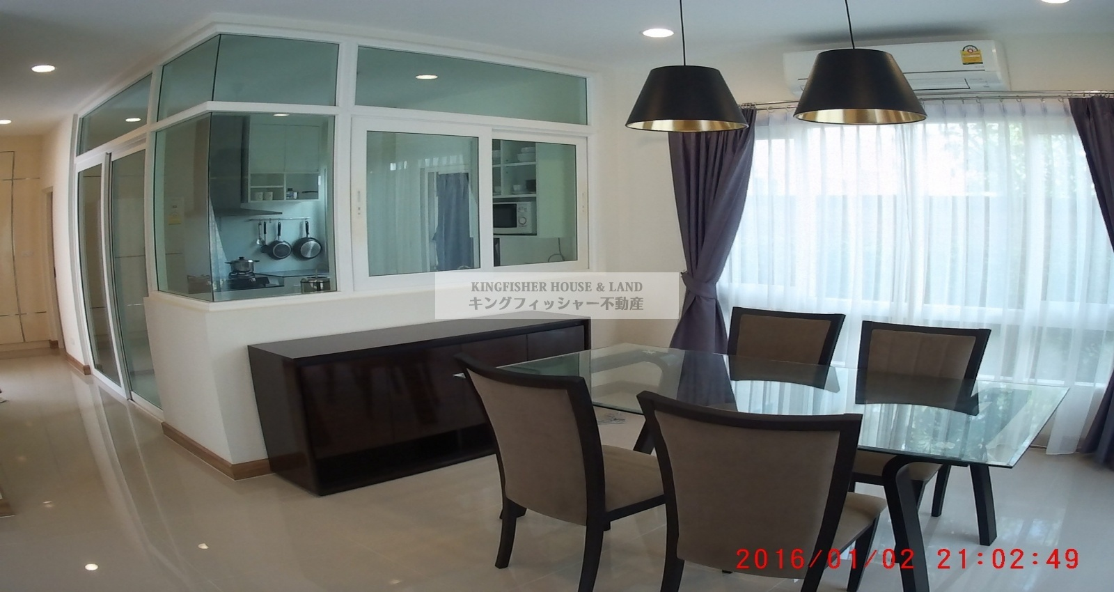 3 Bedrooms, House, For Rent, 3 Bathrooms, Listing ID 1173, Sriracha, Thailand, 20110,