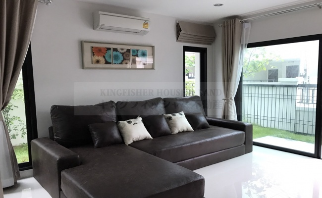 3 Bedrooms, House, For Rent, 3 Bathrooms, Listing ID 1180, Sriracha, Thailand, 20110,
