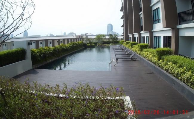 1 Bedrooms, Condominium, For Rent, Listing ID 1209, Sriracha, Thailand, 20110,