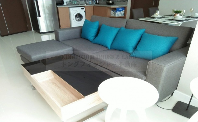 2 Bedrooms, Condominium, For Rent, 2 Bathrooms, Listing ID 1210, Sriracha, Thailand, 20110,