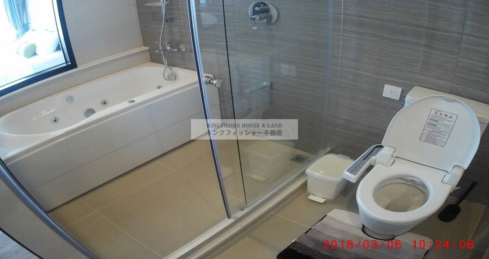 1 Bedrooms, Condominium, For Rent, 1 Bathrooms, Listing ID 1211, Sriracha, Thailand, 20110,
