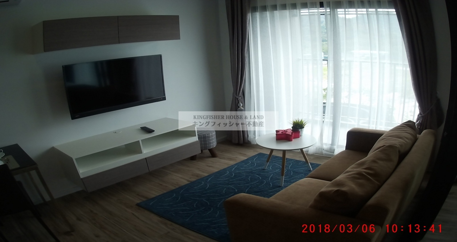1 Bedrooms, Condominium, For Rent, 1 Bathrooms, Listing ID 1214, Sriracha, Chonburi, Thailand, 20110,