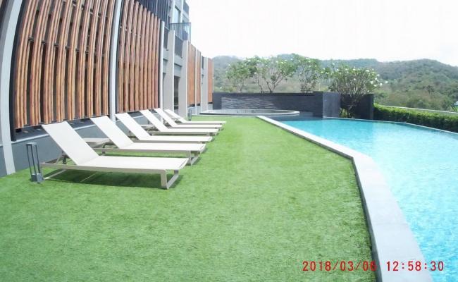 1 Bedrooms, Condominium, For Rent, 1 Bathrooms, Listing ID 1214, Sriracha, Chonburi, Thailand, 20110,