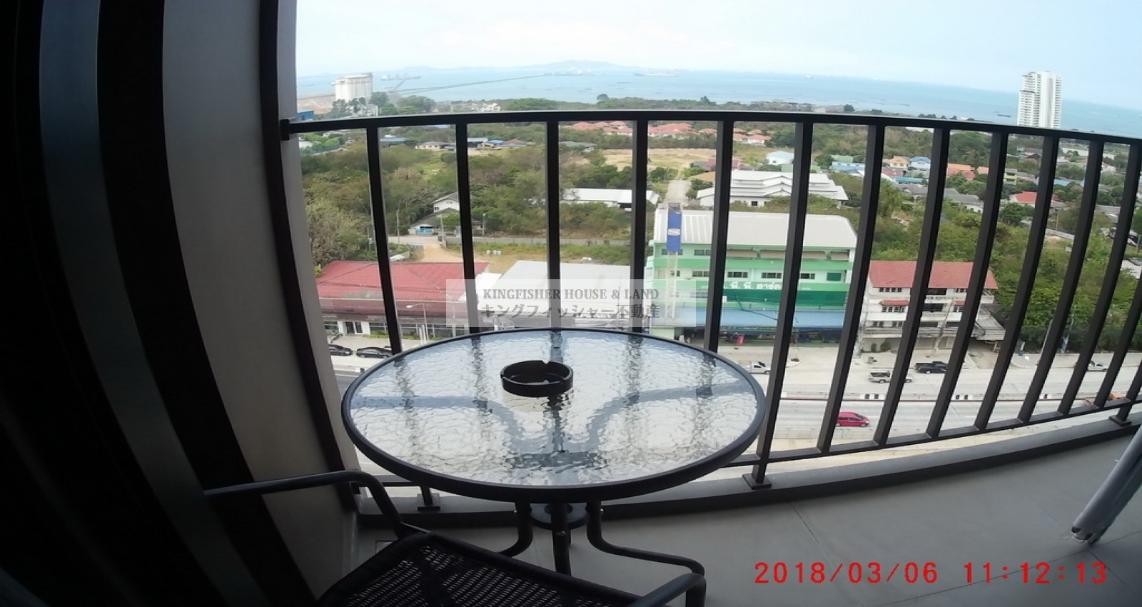 1 Bedrooms, Condominium, For Rent, 1 Bathrooms, Listing ID 1215, Sriracha, Thailand, 20110,