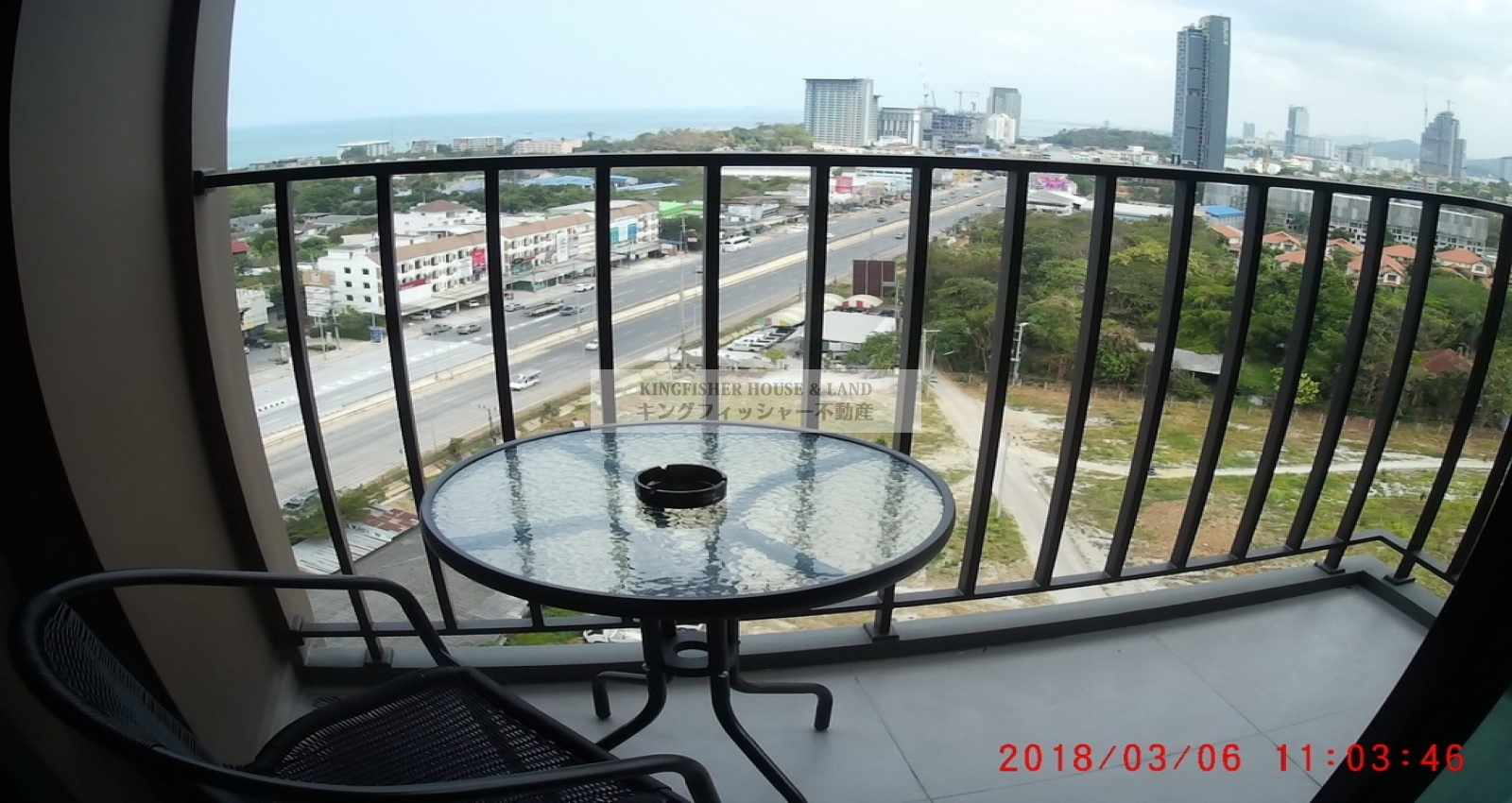 1 Bedrooms, Condominium, For Rent, 1 Bathrooms, Listing ID 1219, Sriracha, Thailand, 20110,