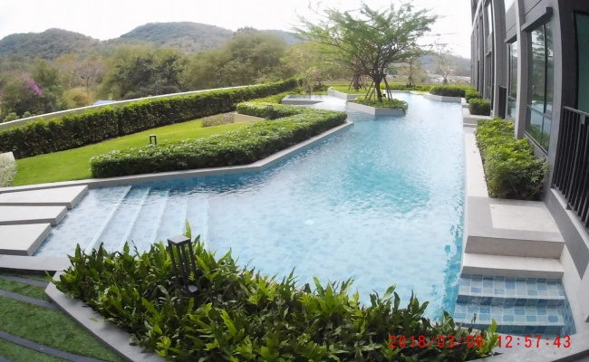 2 Bedrooms, Condominium, For Rent, 2 Bathrooms, Listing ID 1224, Sriracha, Thailand, 20110,