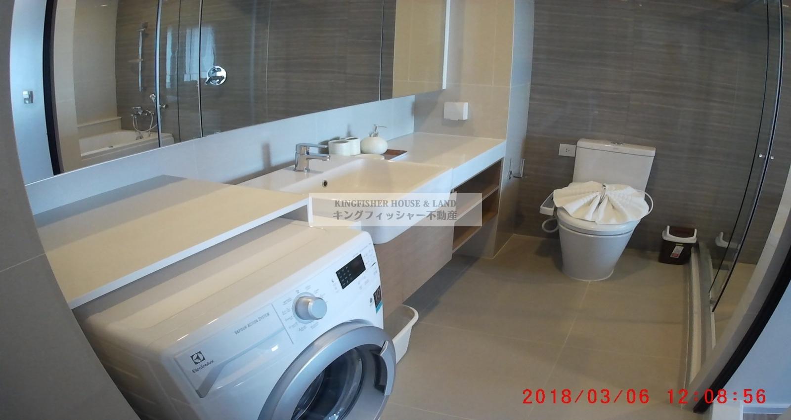 1 Bedrooms, Condominium, For Rent, 1 Bathrooms, Listing ID 1225, Sriracha, Chonburi, Thailand, 20110,
