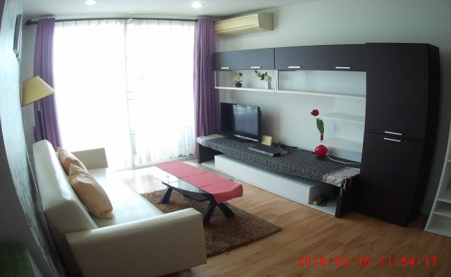 1 Bedrooms, Condominium, For Rent, 1 Bathrooms, Listing ID 1234, Sriracha, Thailand, 20110,
