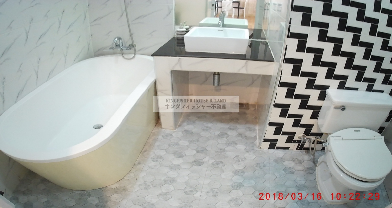 1 Bedrooms, Condominium, For Rent, 1 Bathrooms, Listing ID 1241, Sriracha, Thailand, 20110,