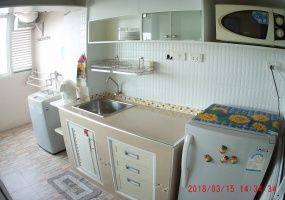 1 Bedrooms, Condominium, For Rent, 1 Bathrooms, Listing ID 1242, Sriracha, Thailand, 20110,