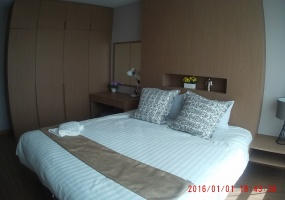 1 Bedrooms, Condominium, For Rent, 1 Bathrooms, Listing ID 1246, Sriracha, Thailand, 20110,
