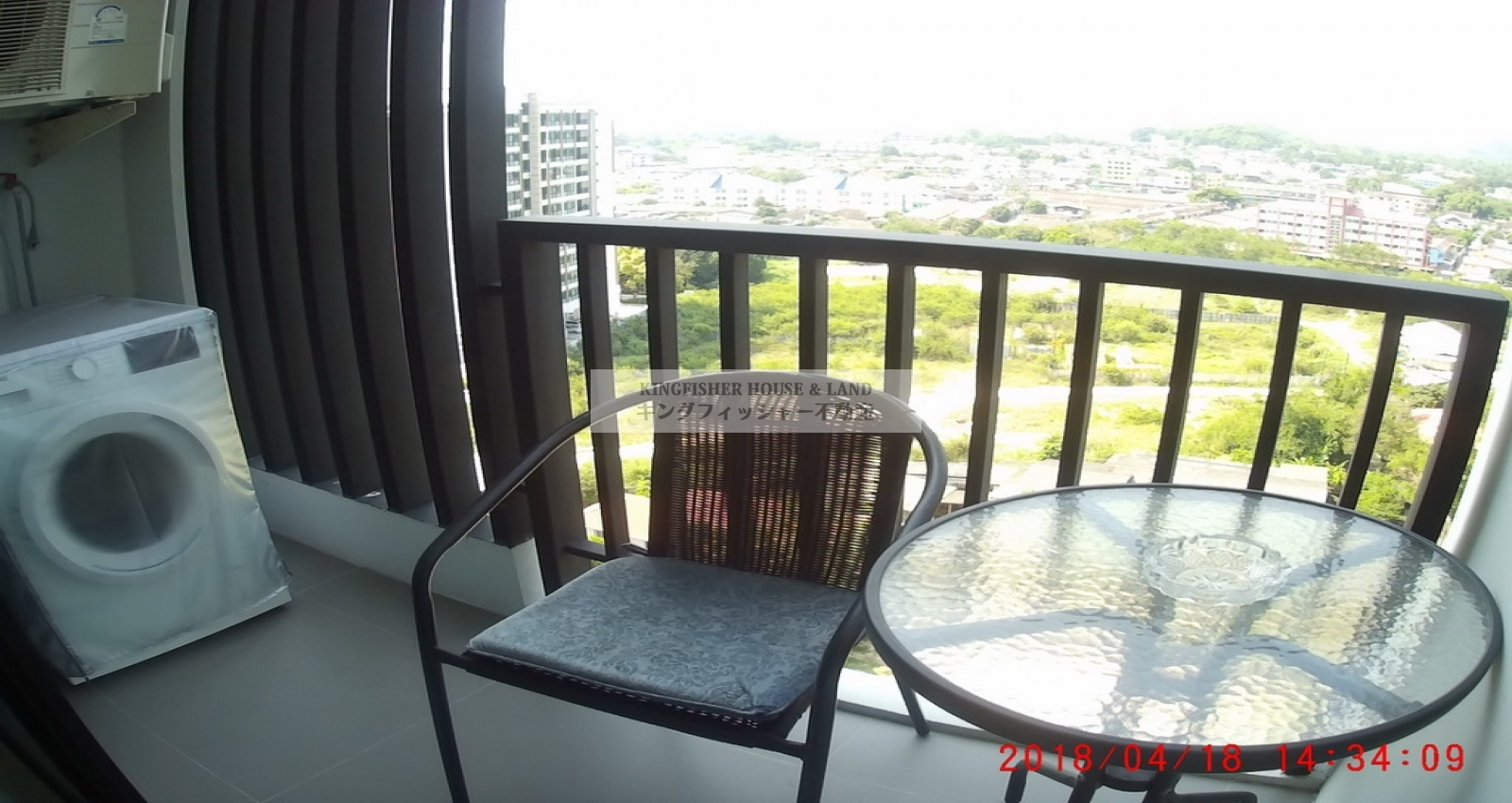 1 Bedrooms, Condominium, For Rent, 1 Bathrooms, Listing ID 1255, Sriracha, Chonburi, Thailand, 20110,