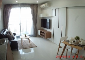 1 Bedrooms, Condominium, For Rent, 1 Bathrooms, Listing ID 1257, Sriracha, Thailand, 20110,