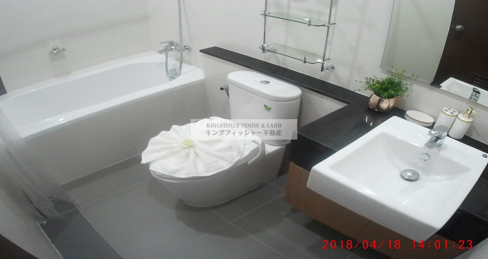 1 Bedrooms, Condominium, For Rent, 1 Bathrooms, Listing ID 1258, Sriracha, Thailand, 20110,