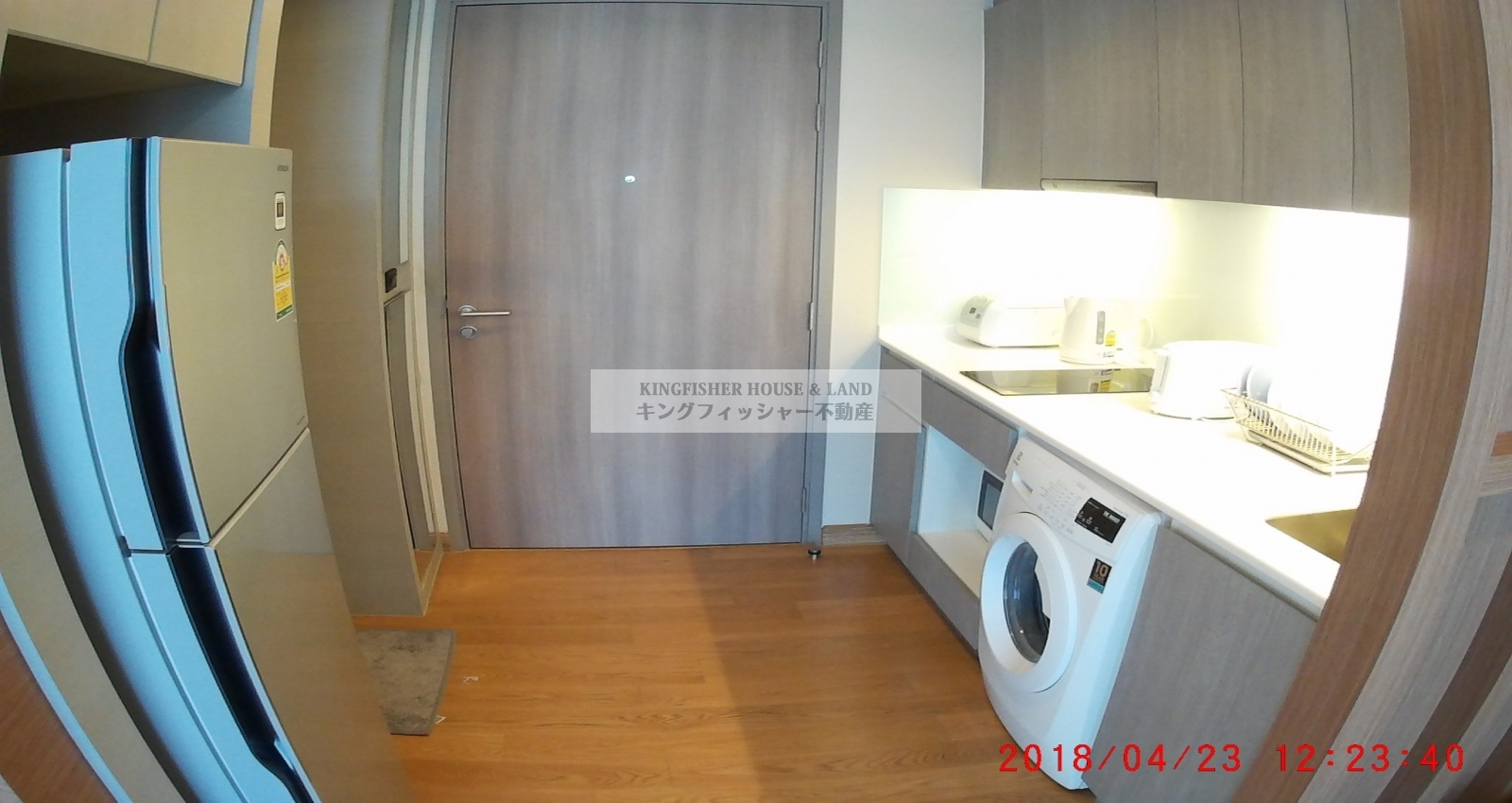 1 Bedrooms, Condominium, For Rent, 1 Bathrooms, Listing ID 1264, Sriracha, Thailand, 20110,