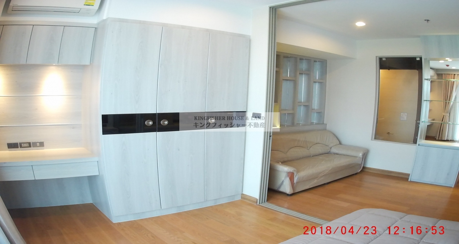 1 Bedrooms, Condominium, For Rent, 1 Bathrooms, Listing ID 1265, Sriracha, Thailand, 20110,