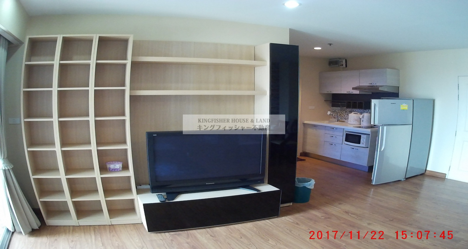 1 Bedrooms, Condominium, For Rent, 1 Bathrooms, Listing ID 1270, Sriracha, Thailand, 20110,
