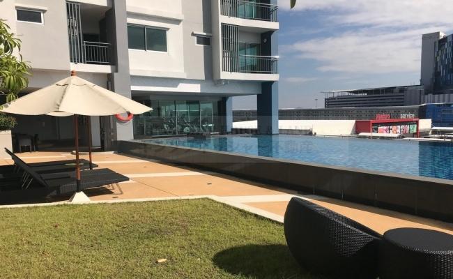 1 Bedrooms, Condominium, For Rent, 1 Bathrooms, Listing ID 1287,  Laem Chabang, Chonburi, Thailand,