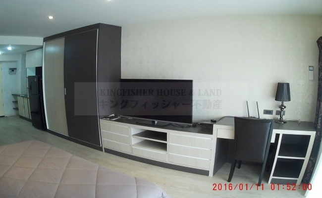 1 Bedrooms, Condominium, For Rent, 1 Bathrooms, Listing ID 1292, Sriracha, Thailand, 20110,