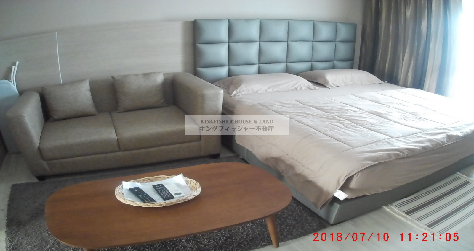 1 Bedrooms, Condominium, For Rent, 1 Bathrooms, Listing ID 1293, Sriracha, Thailand, 20110,