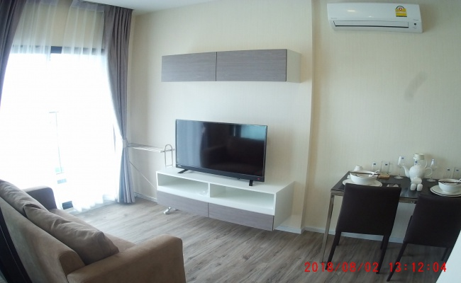 1 Bedrooms, Condominium, For Rent, 1 Bathrooms, Listing ID 1298, Sriracha, Thailand, 20110,