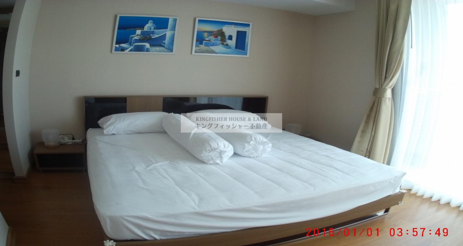 Sriracha, Thailand 20110, 1 ベッドルーム ベッドルーム, ,1 Bathroomバスルーム,コンドミニアム,賃貸物件,1311