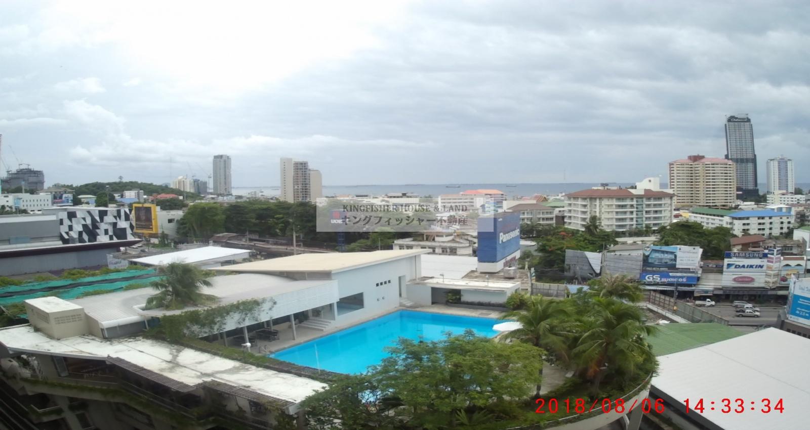 シラチャ, シラチャ, Thailand 20110, 1 ベッドルーム ベッドルーム, ,1 Bathroomバスルーム,コンドミニアム,賃貸物件,1314