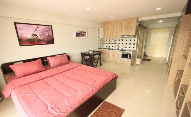 1 Bedrooms, Condominium, For Rent, 1 Bathrooms, Listing ID 1054, sriracha, Chonburi, Thailand,