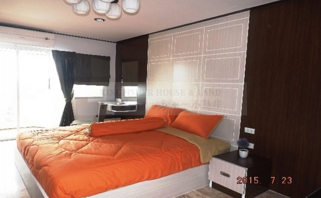 1 Bedrooms, Condominium, For Rent, 1 Bathrooms, Listing ID 1056, sriracha, Chonburi, Thailand,