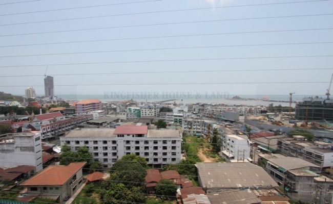 1 Bedrooms, Condominium, For Rent, 1 Bathrooms, Listing ID 1059, Sriracha, Chonburi, Thailand,