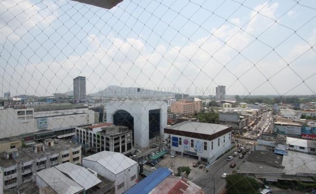 1 Bedrooms, Condominium, For Rent, 1 Bathrooms, Listing ID 1060, Sriracha, Chonburi, Thailand,