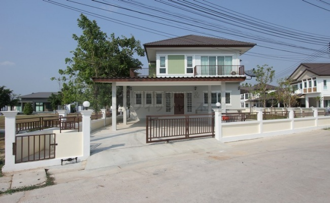 3 Bedrooms, House, For Rent, 3 Bathrooms, Listing ID 1067, sriracha, chonburi, Thailand,