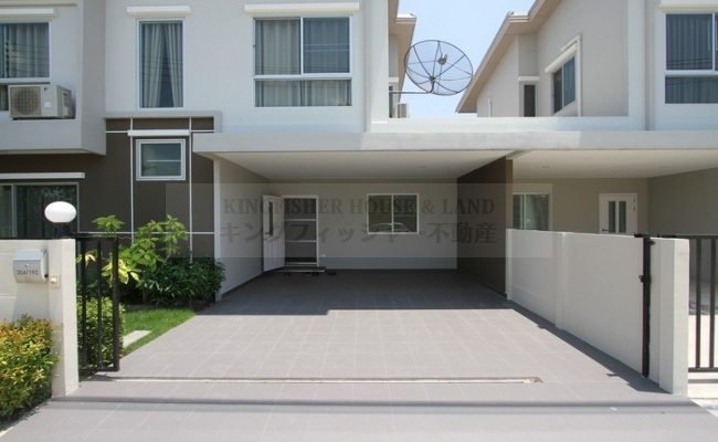 3 Bedrooms, House, For Rent, 3 Bathrooms, Listing ID 1068, sriracha, chonburi, Thailand,