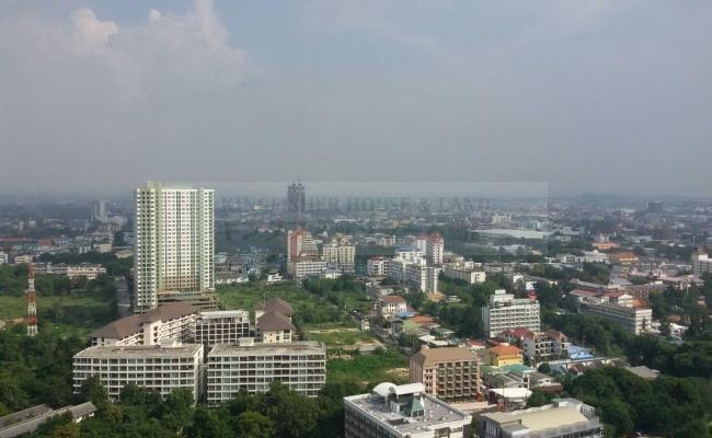 2 Bedrooms, Condominium, For Rent, 2 Bathrooms, Listing ID 1069, Pattaya, Chonburi, Thailand,