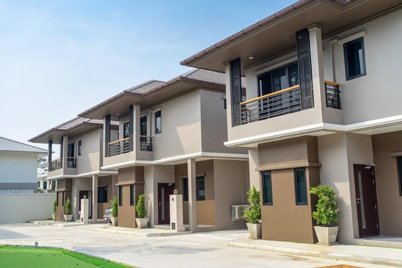 シラチャの不動産の種類 その3:戸建て一軒家