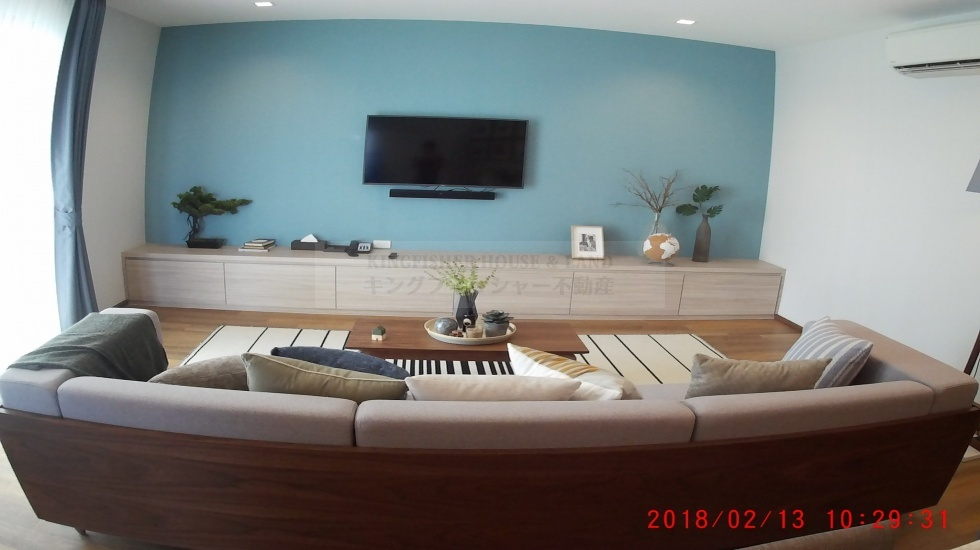 2 Bedrooms, Serviced Apartment, For Rent, 2 Bathrooms, Listing ID 1158, Sriracha, Thailand, 20110,