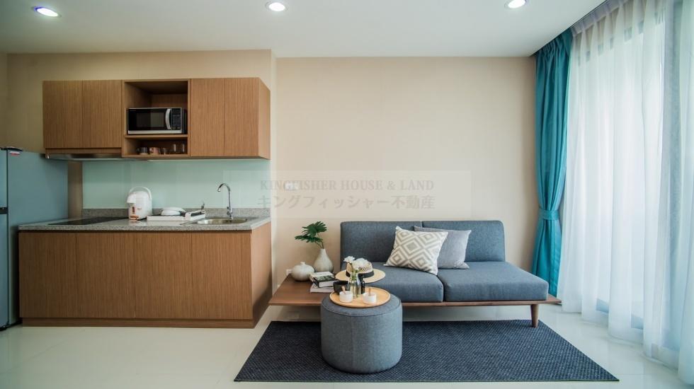 シラチャ, 20110, 1 ベッドルーム ベッドルーム, ,1 バスルームバスルーム,コンドミニアム,シラチャ,1164