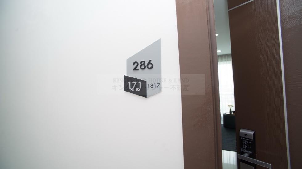 シラチャ, 20110, 1 ベッドルーム ベッドルーム, ,1 バスルームバスルーム,コンドミニアム,シラチャ,1165
