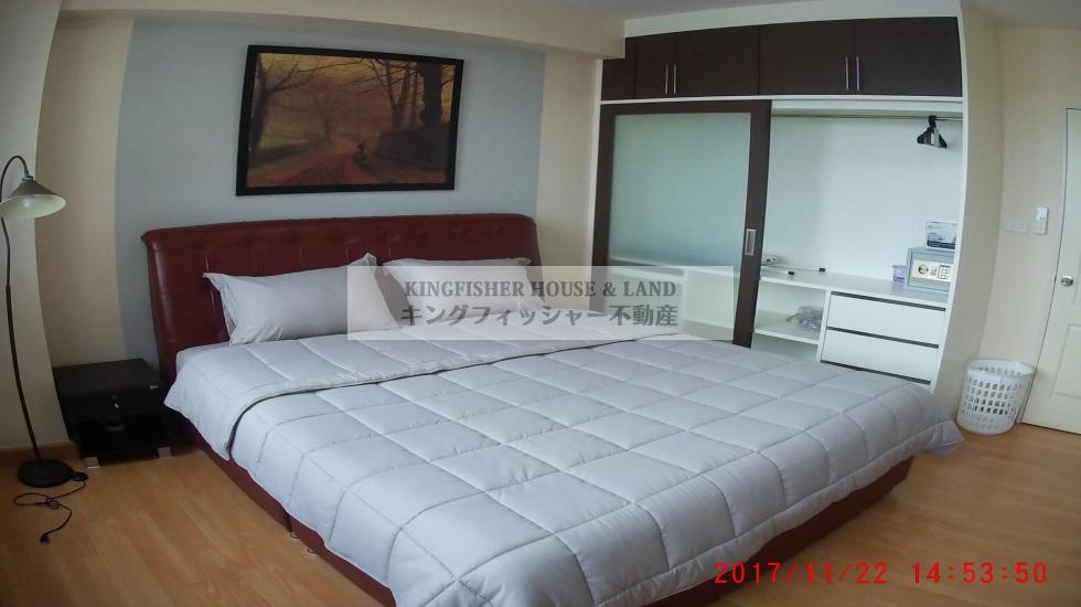 シラチャ, 20110, 1 ベッドルーム ベッドルーム, ,1 バスルームバスルーム,コンドミニアム,シラチャ,1169