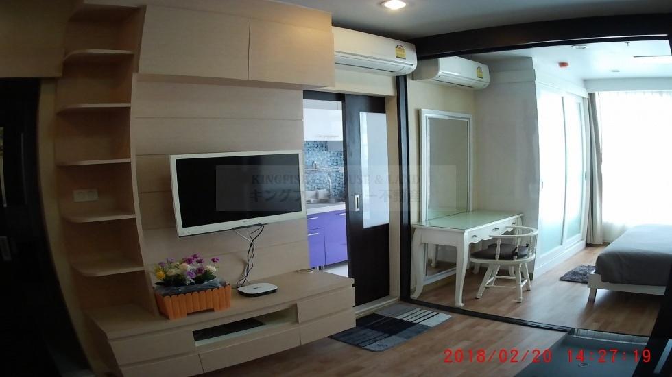 シラチャ, 20110, 1 ベッドルーム ベッドルーム, ,1 バスルームバスルーム,コンドミニアム,シラチャ,1184