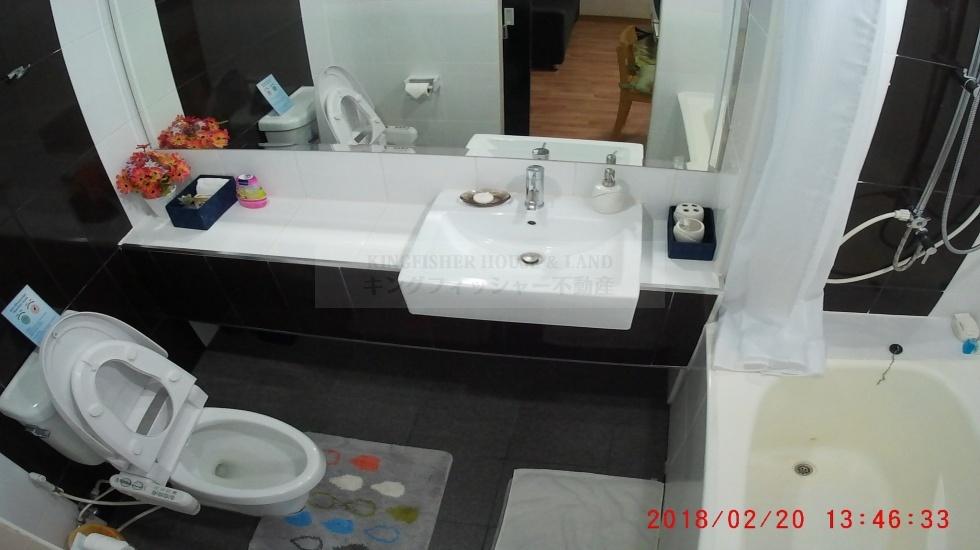 シラチャ, 20110, 1 ベッドルーム ベッドルーム, ,1 バスルームバスルーム,コンドミニアム,シラチャ,1188