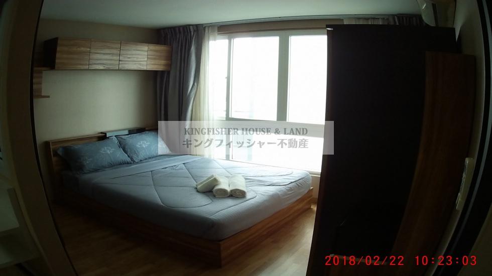 シラチャ, 20110, 1 ベッドルーム ベッドルーム, ,1 バスルームバスルーム,コンドミニアム,シラチャ,1189