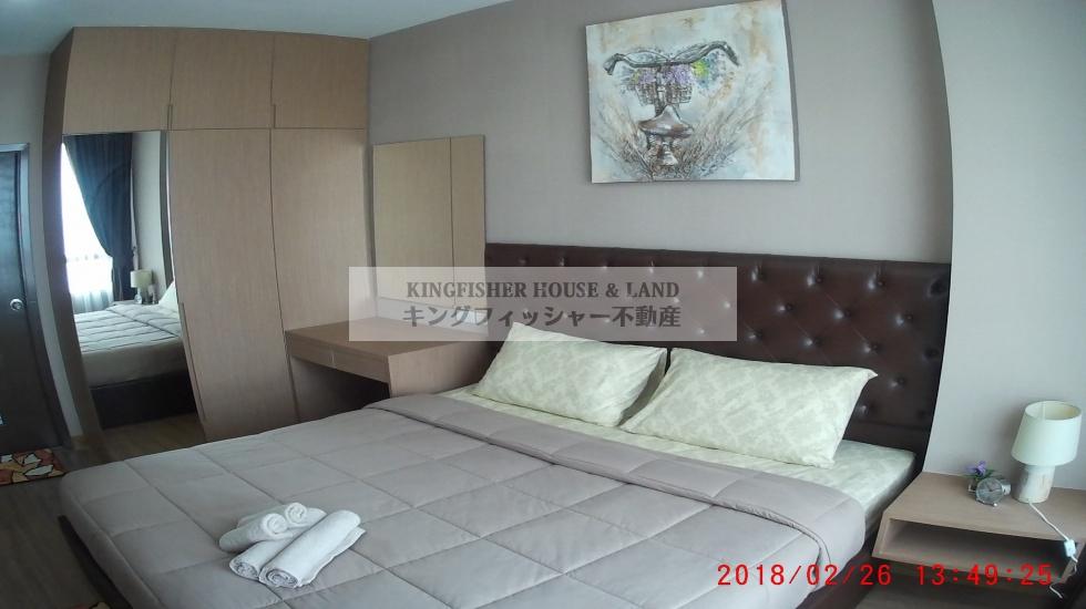 シラチャ, 20110, 1 ベッドルーム ベッドルーム, ,1 バスルームバスルーム,コンドミニアム,シラチャ,1209