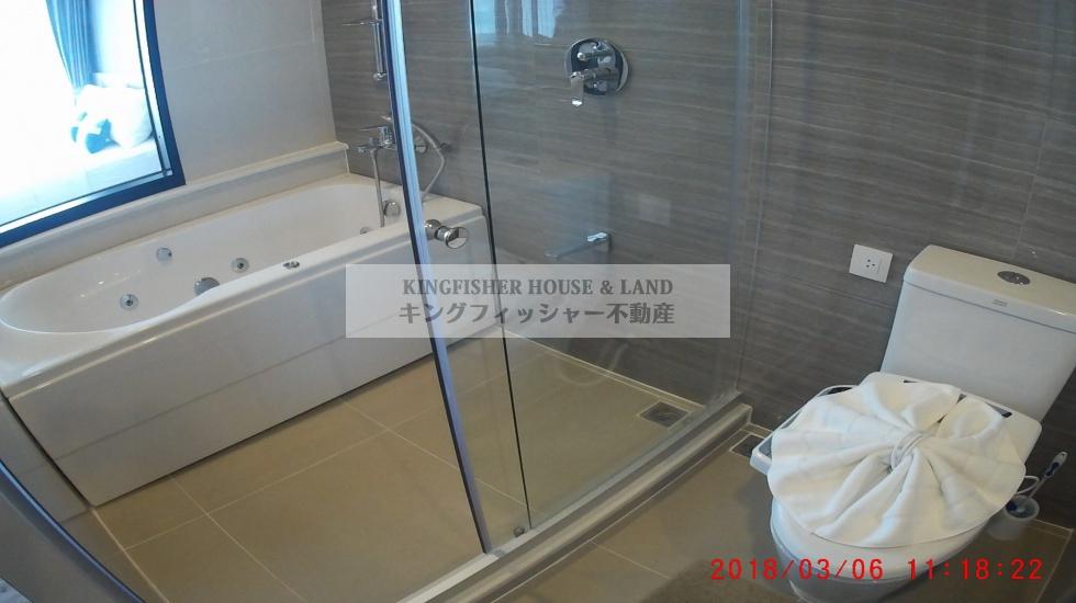シラチャ, 20110, 1 ベッドルーム ベッドルーム, ,1 バスルームバスルーム,コンドミニアム,シラチャ,1220