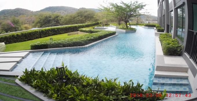 2 Bedrooms, Condominium, For Rent, 2 Bathrooms, Listing ID 1224, Sriracha, Thailand, 20110,