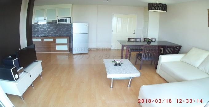 1 Bedrooms, Condominium, For Rent, 1 Bathrooms, Listing ID 1232, Sriracha, Thailand, 20110,