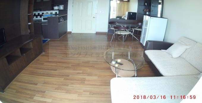 1 Bedrooms, Condominium, For Rent, 1 Bathrooms, Listing ID 1236, Sriracha, Thailand, 20110,